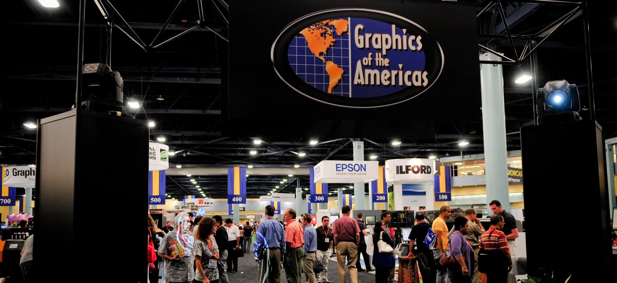 GOA Expo, Graphics of the Americas
